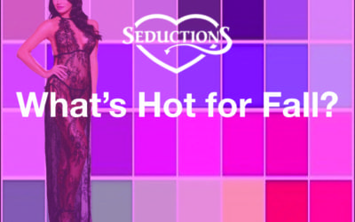 Hot Lingerie that Will Take You from Summer to Fall