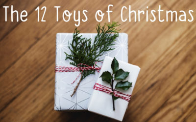 The 12 Toys of Christmas