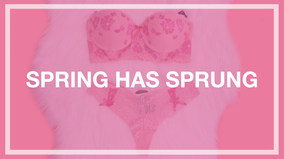 Spring Has Sprung! Shop Seductions Spring Essentials