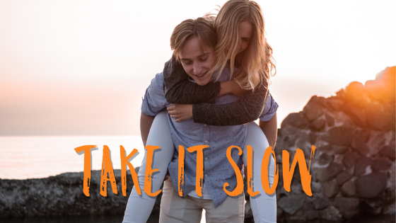 Music Playlist: Take It Slow