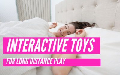 Interactive Toys for Long Distance Relationships